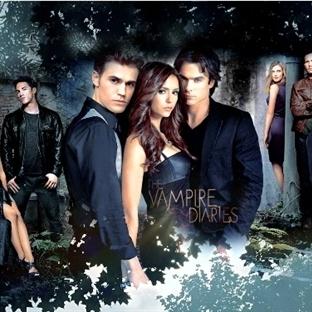 The Vampire Diaries Dizisi