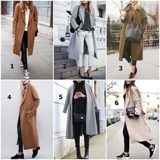 Trend Alarmı; Uzun Paltolar ve Palto Kombinim