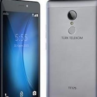 Türk Telekom'un İlk Akıllı Telefonu TT 175