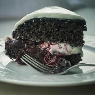 Unsuz & Şekersiz Yaş Pasta