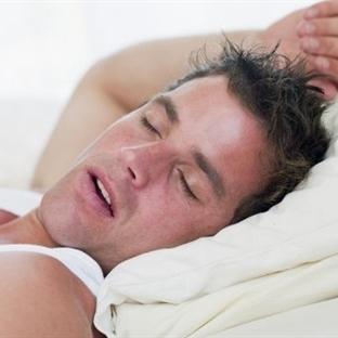 Uyku Apnesi Ani Kalp Durmasına Yol Açabilir