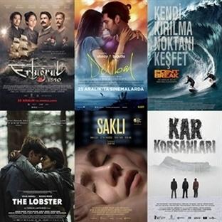 Vizyona Giren Filmler : 25 Aralık