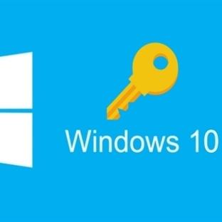 Windows 10 Pro Ürün Anahtarı Sorunu