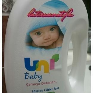Yeni Deterjanımız 'Uni Baby'