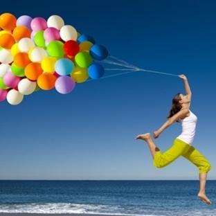 Yeni Yılda ve Her Zaman Mutlu Olmayı Seçiyorum