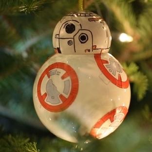 Yılbaşı Süsü için Star Wars İyi Bir Alternatif