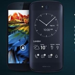 YotaPhone 2 Türkiye'ye Geliyor