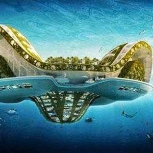 Yüzen Binalar