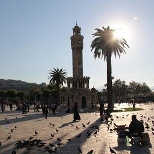 İzmir-Efes-Pamukkale