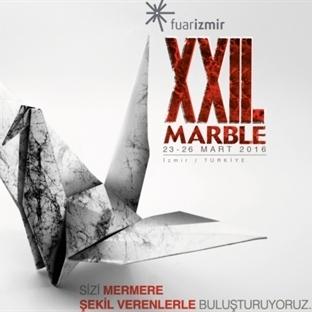 İzmir Mermer Fuarı 2016 – Izmir Marble Fair 2016