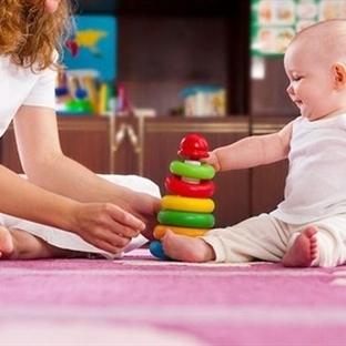 0-12 Ay Bebek İle Oyun Aktiviteleri