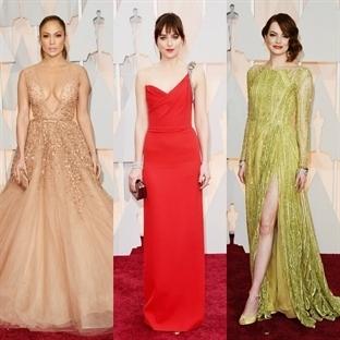 2015 Oscar Ödülleri – Kim Ne Giymiş?