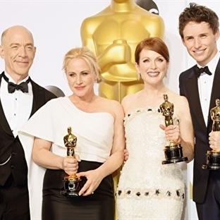 2015 Oscar Ödüllerini Kazananların Tam Listesi