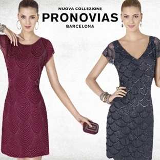 2015 Pronovias Abiye Modelleri