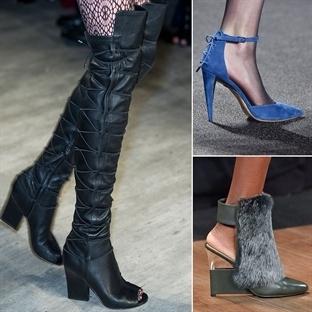 2015 Sonbahar Kış Ayakkabı Modelleri