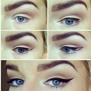 4 Adımda Kusursuz Eyeliner Nasıl Çekilir?