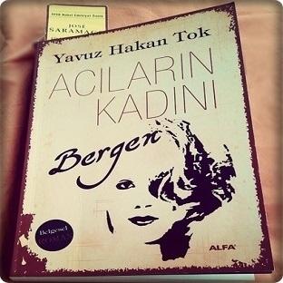 Acıların Kadını Bergen, artık bir roman kahramanı!
