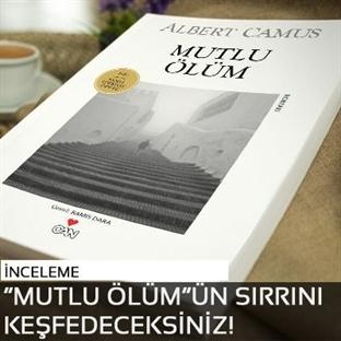 Albert Camus – Mutlu Ölüm (İnceleme)