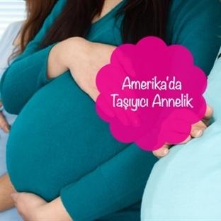 Amerika'da Taşıyıcı Annelik