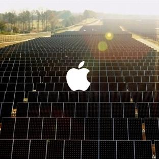 Apple'dan Dev Güneş Çiftliği