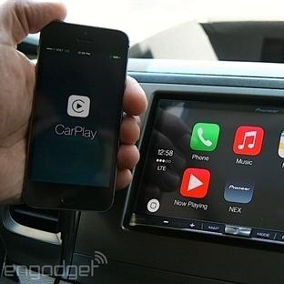 Apple İle Arabalar Akıllanıyor.