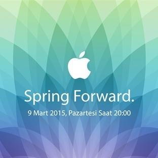 Apple Watch 9 Mart'ta Tanıtılıyor!