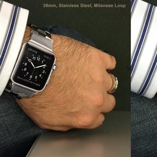 Apple Watch Boyut Karşılaştırması