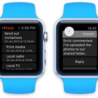 Apple Watch için Geliştiricilere Yardım Ediliyor