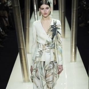 Armani Prive 2015 İlkbahar/Yaz Couture Koleksiyonu