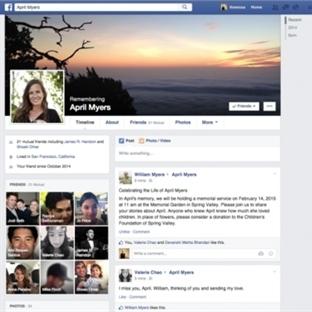 Artık Facebook Hesabınızı Miras Bırakabileceksiniz