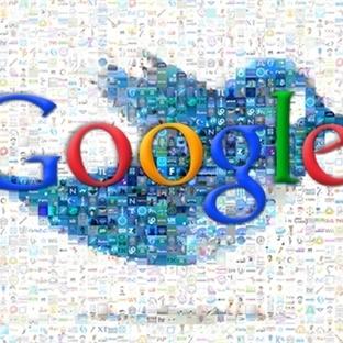 Artık Tweet'ler Google Aramalarında Çıkacak