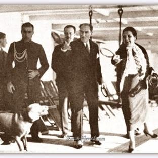 Atatürk'ün Yurt Gezileri