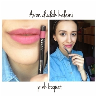 AVON Pink Bouquet dudak kalemi