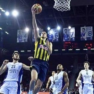 Avrupa da üstünlük Fenerbahçe Ülker'de!