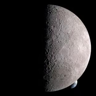 Ay'ın Karanlık Yüzü