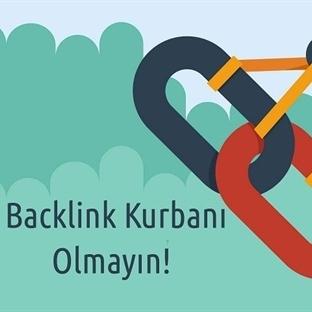 Backlink Kurbanı Olmayın!