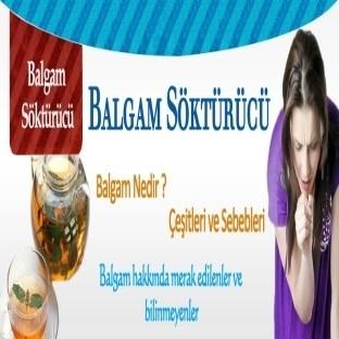 Balgam söktürücü Kür