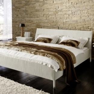 Bambu (Hasır) Yatak Odası Dekorasyonu