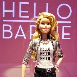 Barbie bebeklerde Artık İnternete Bağlanıyor