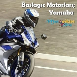Başlangıç Motorları – Yamaha