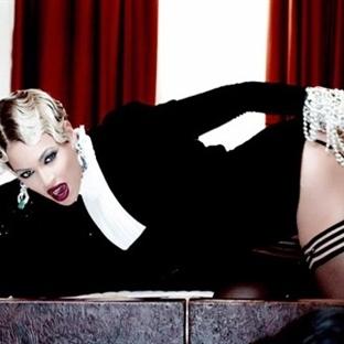 Beyonce'den Grinin Elli Tonu filmine özel klip