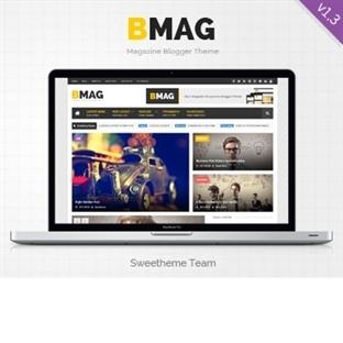Bmag Blogger Teması!