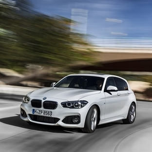 BMW 1 Serisi Makyajlanıyor!