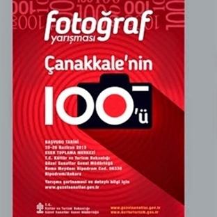 Çanakkale'nin 100'ü Fotoğraf Yarışması