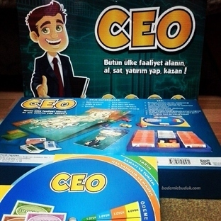 CEO aile oyunu