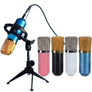 Cep Telefonlarını Mikrofon Olarak Kullanmak