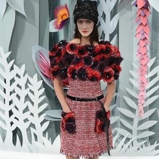 Chanel 2015 İlkbahar/Yaz Couture Koleksiyonu