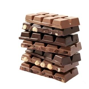 Çikolata İle Göbek Eritin!