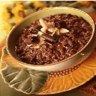 Çikolatalı Sütlaç Tarifi
