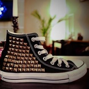 Converse modasının rahatlığı